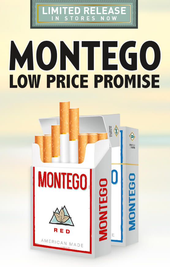 montego packs