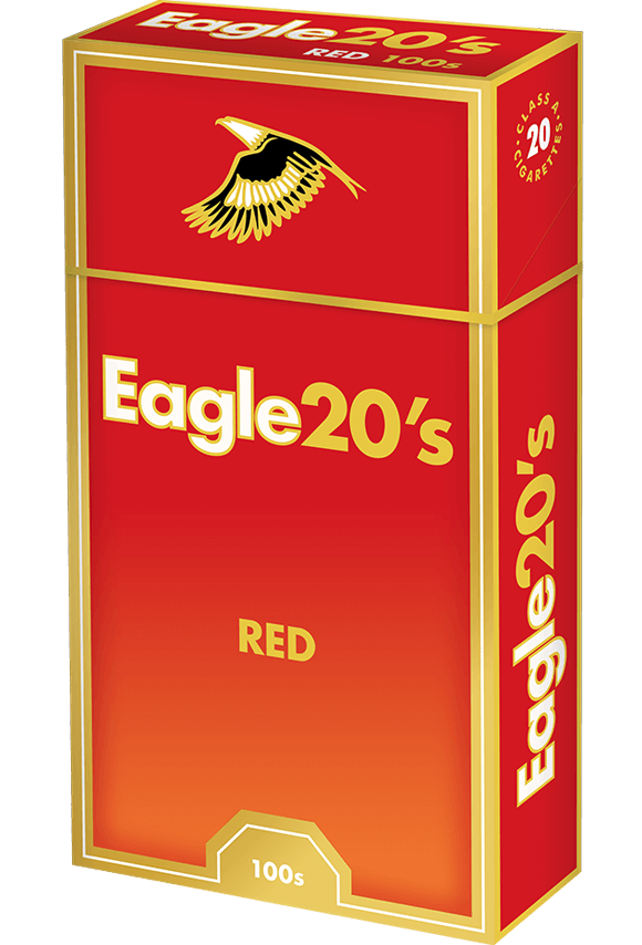 eagle 20's 100s red