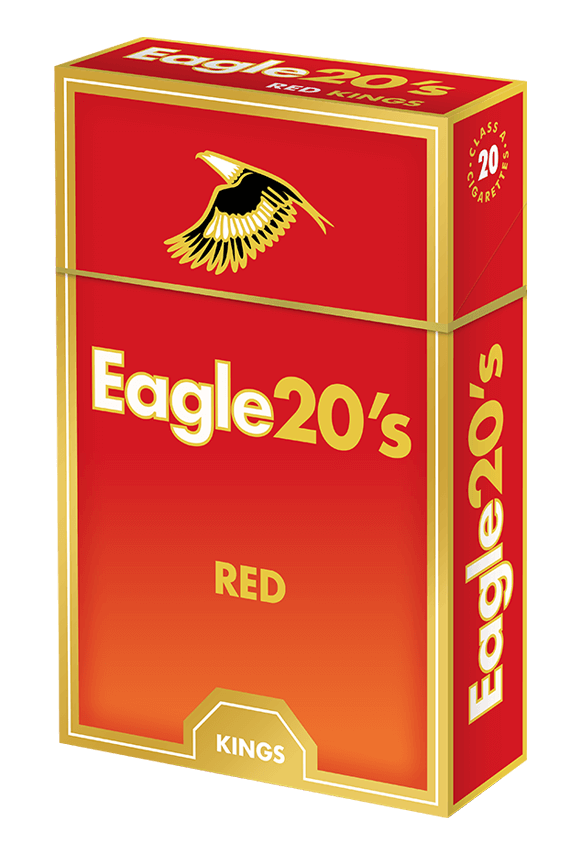 eagle 20's kings red
