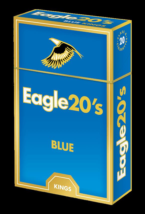 eagle 20's kings blue