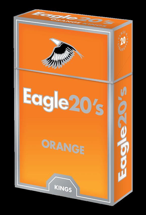 eagle 20's kings orange