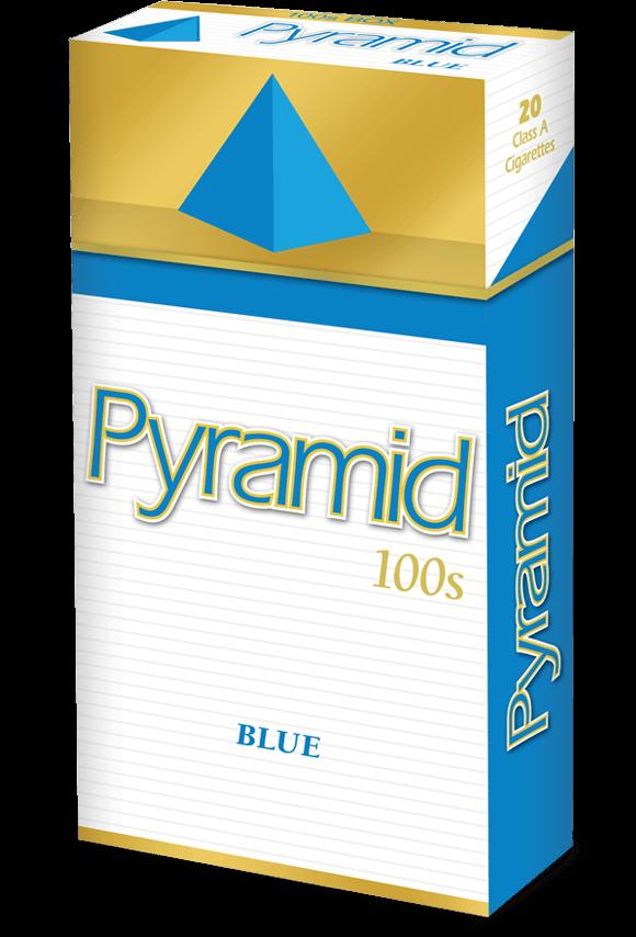 pyramid 100s blue