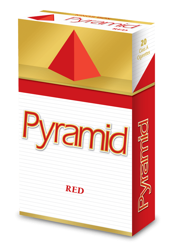 pyramid kings red