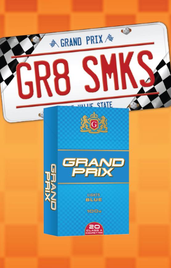 grand prix pack