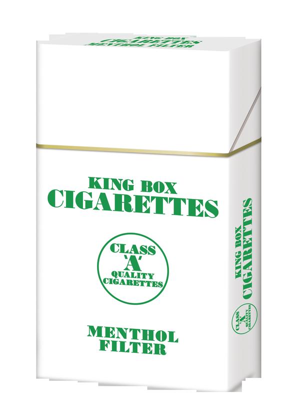 class a menthol