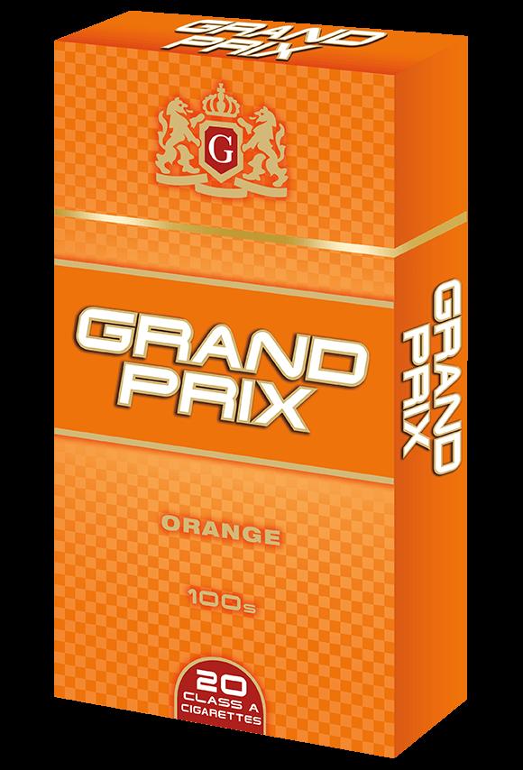 Grand Prix 100s Orange