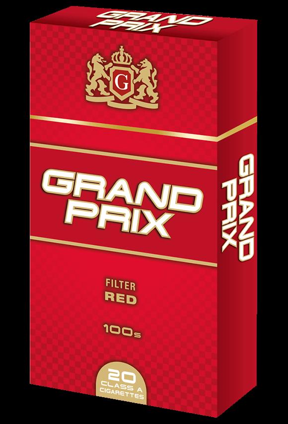 Grand Prix 100s Red