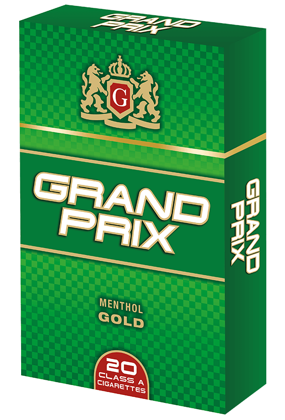 grand prix kings menthol gold