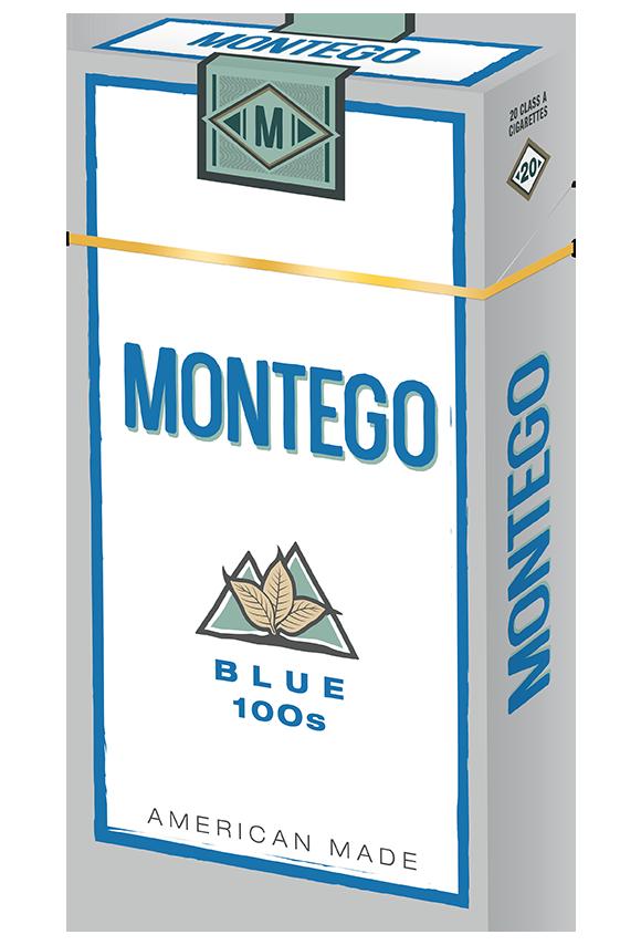 montego blue 100s