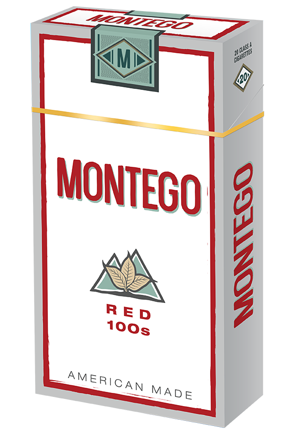 montego red 100s