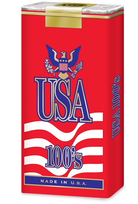usa 100s red