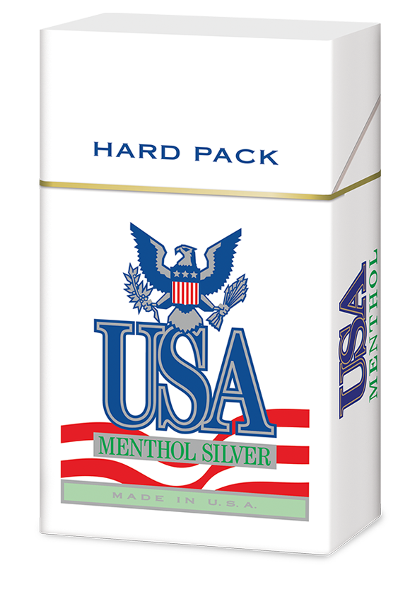 usa kings menthol silver